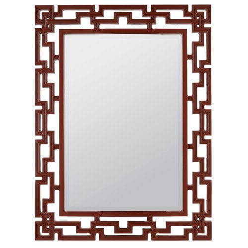 Cooper Classics Glenarden Wall Mirror - 30W x 40H in.