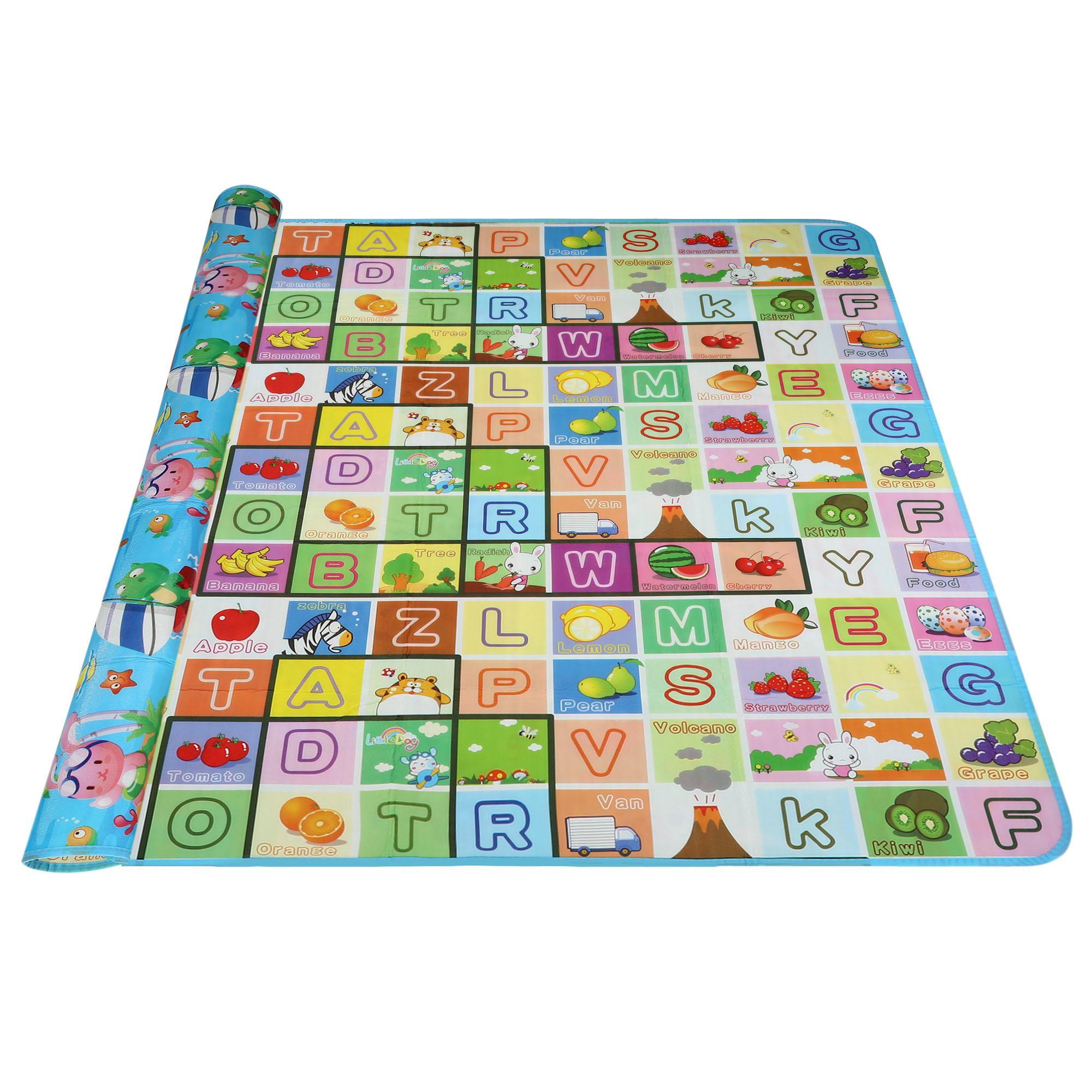 Waterproof Foam Baby Play-Mat Game Pad For Crawling,Baby Fun Cartoon  KMIMT