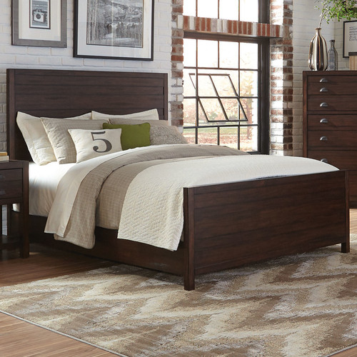 Donny Osmond Home Lanchester Panel Bed