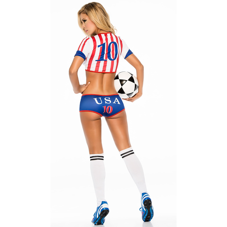 Forplay Baddie Baller Dress Sexy Football Costume