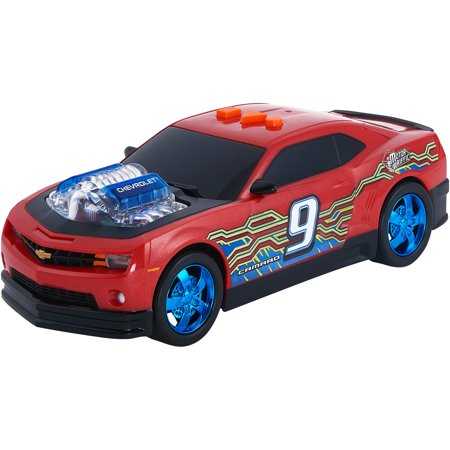 Adventure Force Motor-Riffic Motorized Vehicle, Chevy Camaro, Red