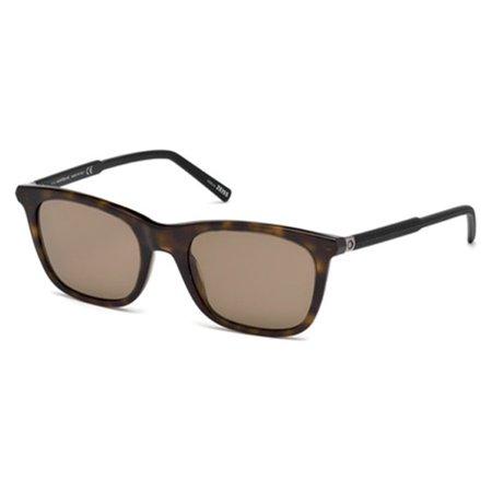 mont blanc sunglasses mb607s 52j dark (Mont Blanc Sunglasses Mens)