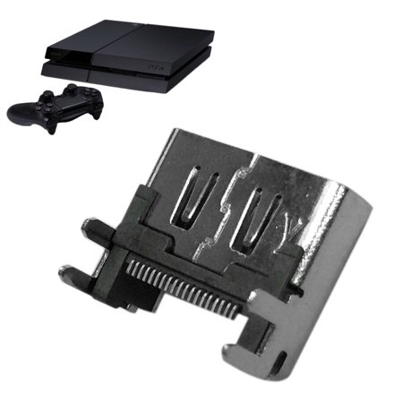 HDMI Port Socket Interface Connector Replacement for Playstation 4