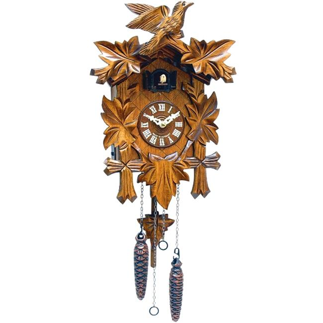Alexander Taron 522QM Engstler Battery-operated Cuckoo Clock - Full Size