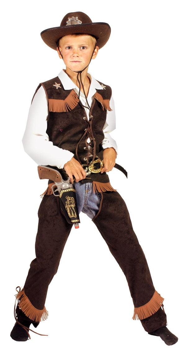 sc 1 st  Walmart & Best In The West Sheriff Boys Costume - Walmart.com