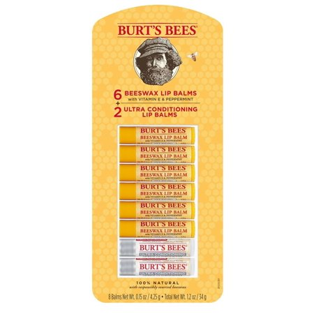 Product of Burts Bees Lip Balm Variety Pack, 8 pk. Product of Burts Bees Lip Balm Variety Pack, 8 pk.