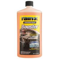 Deals on Rain X Windshield Wash Booster 32 fl. oz