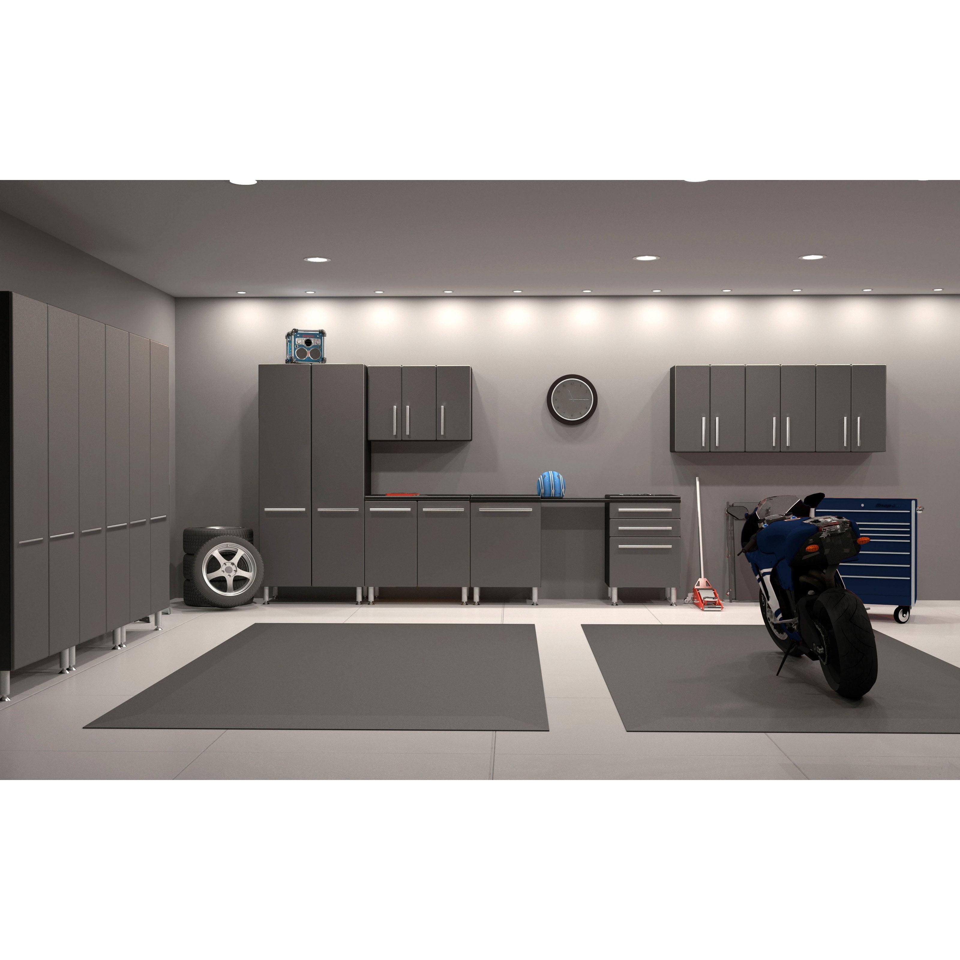 Ulti-MATE GA-1200 Classic Garage 12 pc. Storage System