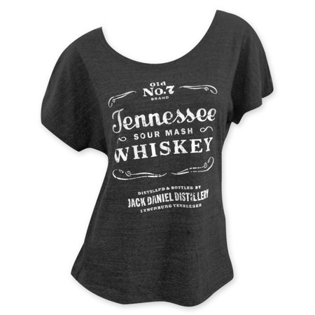 Jack Daniels Loose Fit Women