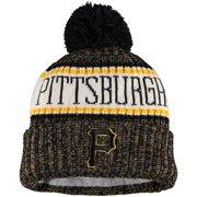 Pittsburgh Pirates New Era Youth Sport Team Cuffed Knit Hat - Black - OSFA