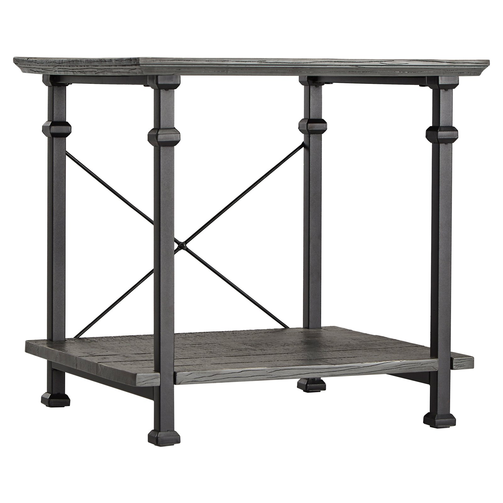 Weston Home Rectangular End Table