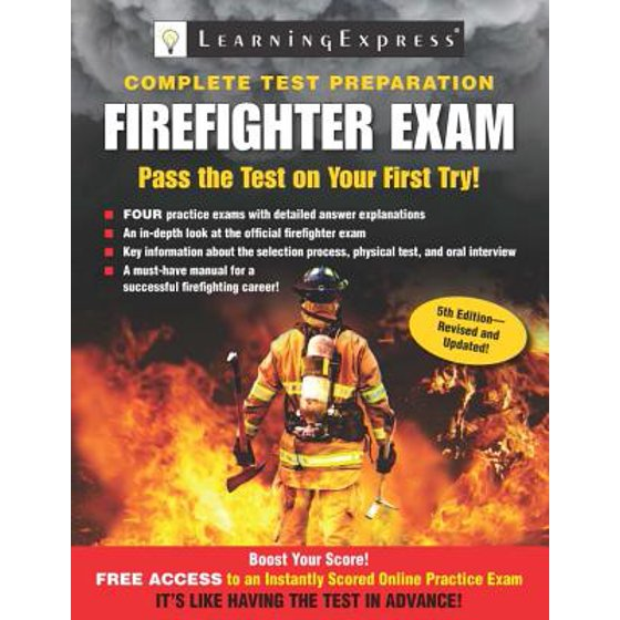Firefighter Exam Walmart