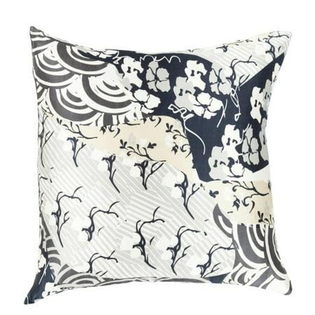 Black Down Throw Pillows : 18
