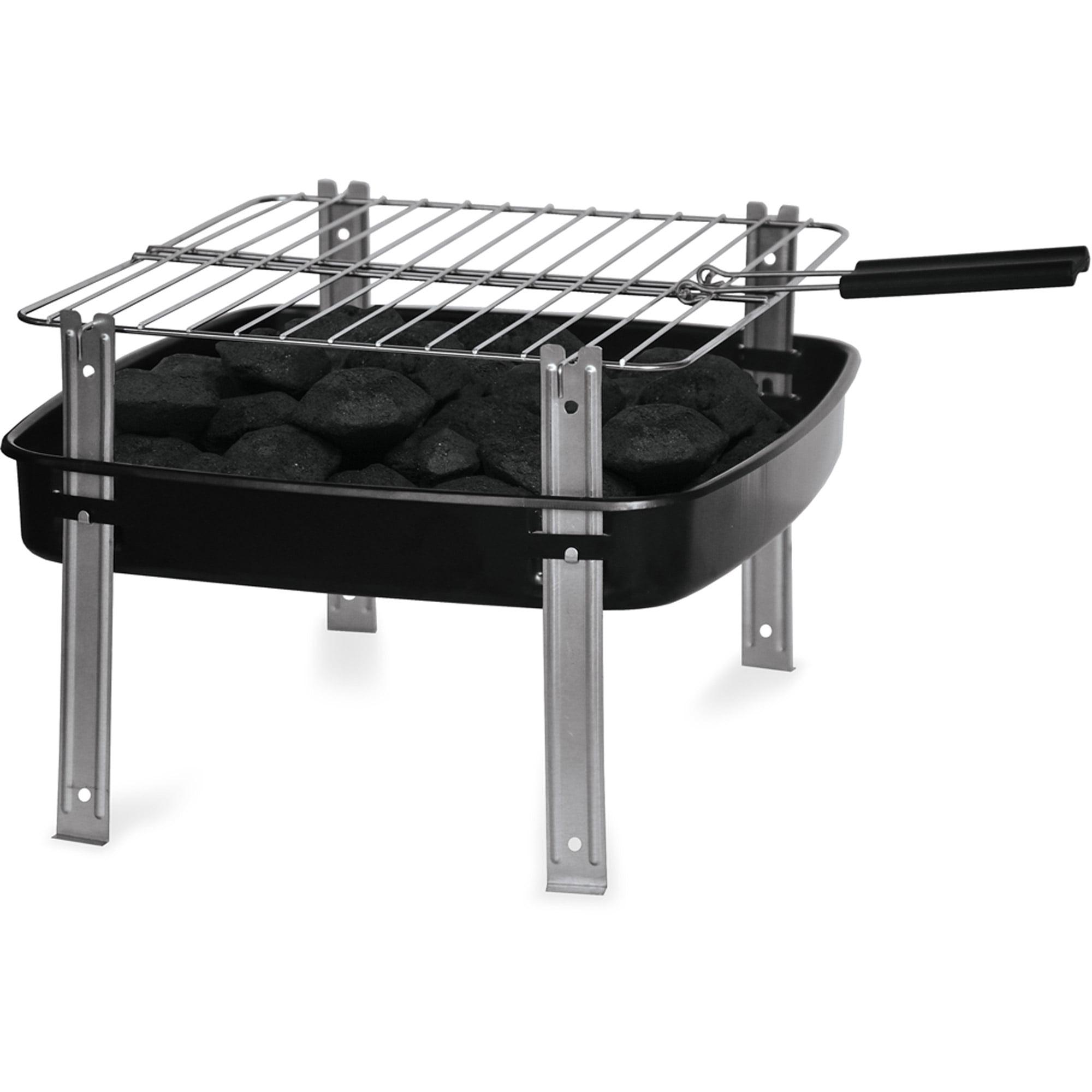 backyard grill charcoal grill kit walmart com
