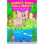 Animals, Birds, Fish and Insects - eBook