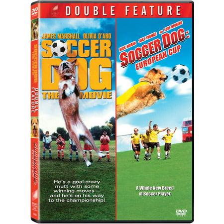 Soccer Dog / Soccer Dog: European Cup (DVD)
