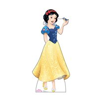 "Advanced Graphics Snow White (Disney Princess Friendship Adventures) - 61"" x 28"" Cardboard Standup"