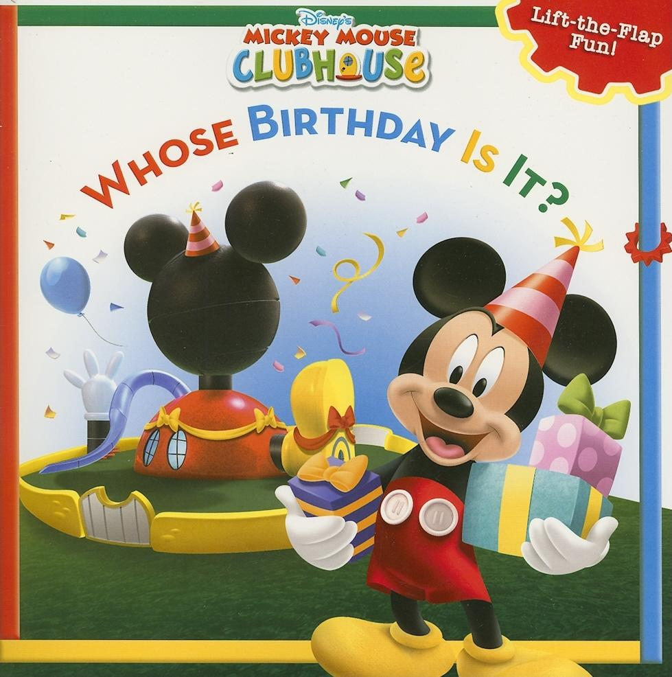 <mark>Mickey</mark> <mark>Mouse</mark> Clubhouse Whose Birthday Is It?