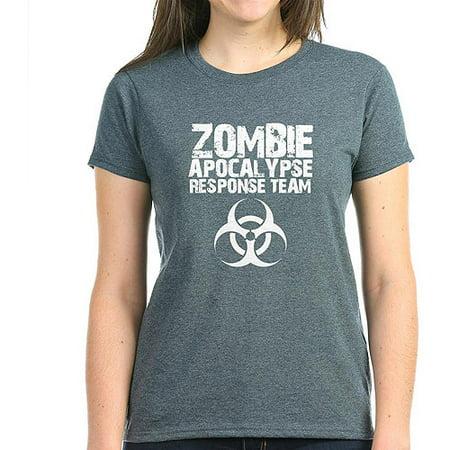 Women's CDC Zombie Apocalypse Response Dark T-Shirt