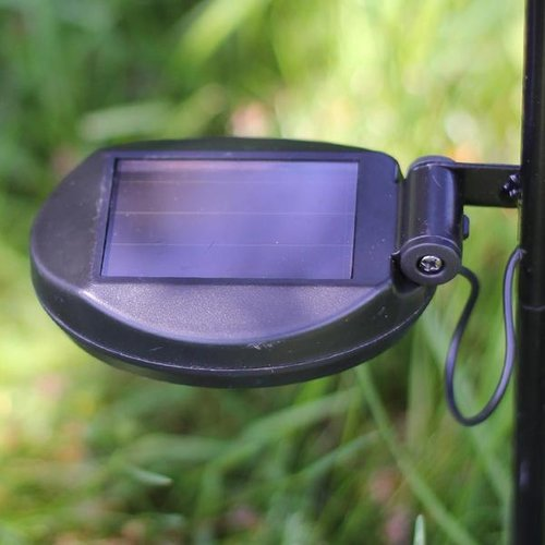 Northlight Seasonal Diamond Solar Powered 1 Light LED Pathway Light