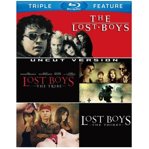 The Lost Boys / Lost Boys: The Tribe / Lost Boys: The Thirst (Blu-ray)