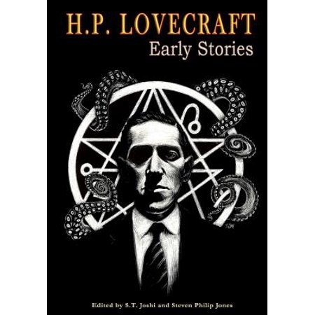 H.P. Lovecraft Early Stories