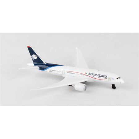Daron Aeromexico New Livery 787 Dreamliner Diecast Model Replica Airplane ()