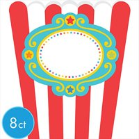 Fisher Price 1st Birthday Circus Favor Bags (8ct)