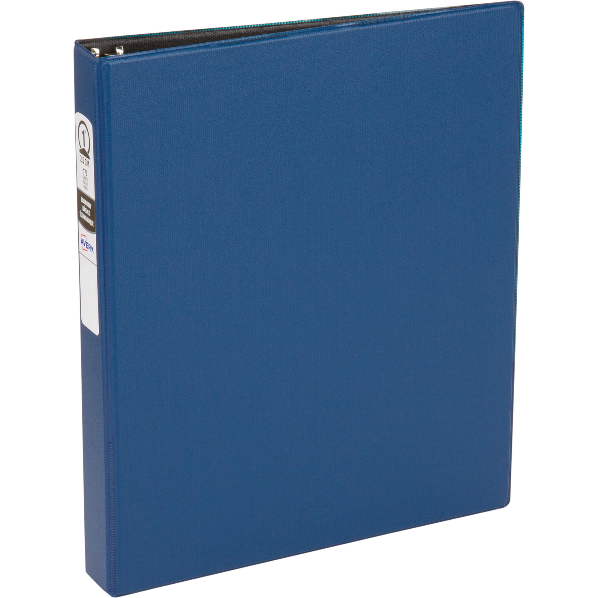 "Avery 1"" Economy Binder, Round Rings, Blue by Avery Products Corporation"