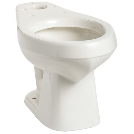 Mansfield Plumbing Products Alto 1 6 Gpf Elongated Toilet