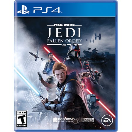 Star Wars Jedi: Fallen Order, Electronic Arts, PlayStation 4, 014633738339