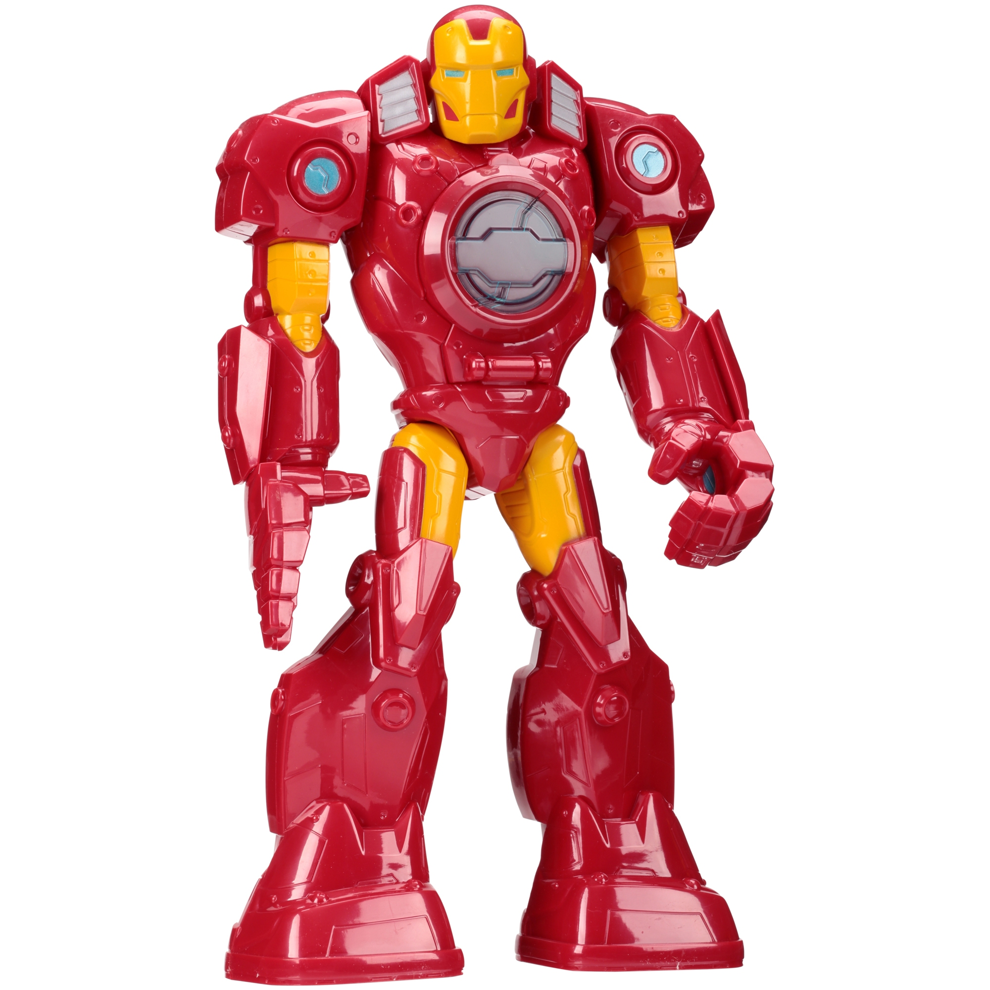 Playskool Heroes Marvel Super Hero Adventures Iron Man Mech Armor Action Figure by Hasbro