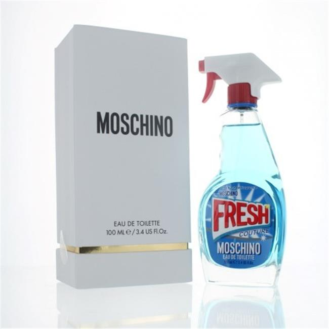 Moschino WMOSCHINOFRESHCOU33 3.4 oz Womens Moschino Fresh Couture Eau De Toilette Spray