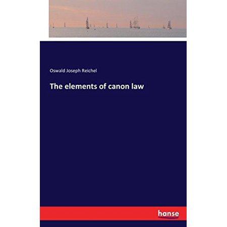 The Elements of Canon Law - image 1 of 1