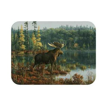 Mcgowan Tuftop Moose Cutting Board