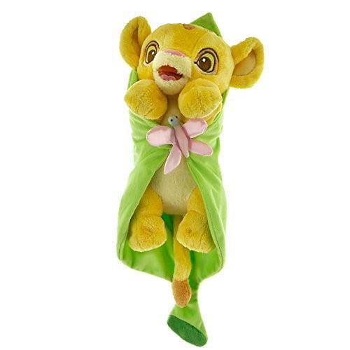 Disney Parks Exclusive Lion King Baby Simba Babies Blanket Plush