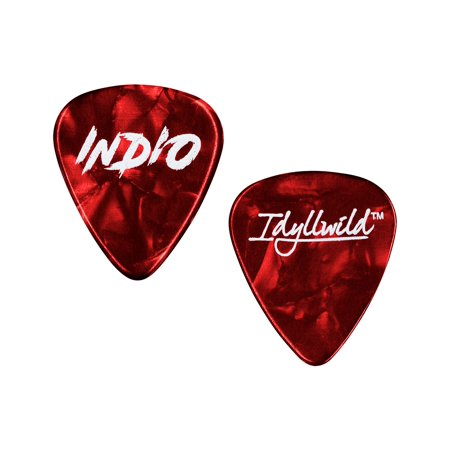 - Monoprice Light Guitar Picks - 0.50mm - 12 pack - Red | Available in light 0.50mm, medium 0.71mm, and heavy 0.88mm sizes - Stage Right Series