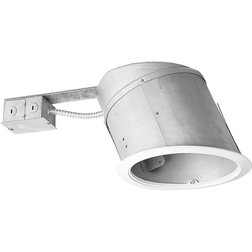 """Progress Lighting P245-TG 8"""" Remodel Recessed Housing for Sloped Ceilings - IC Rated"""