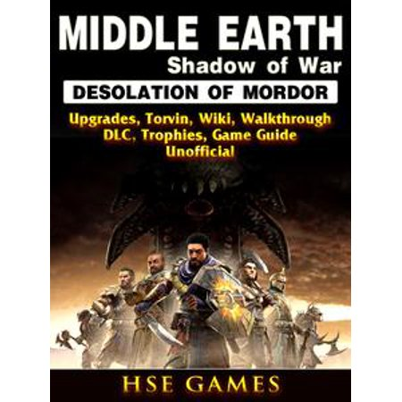 Golf Trophy Shadow Box - Middle Earth Shadow of War Desolation of Mordor, Upgrades, Torvin, Wiki, Walkthrough, DLC, Trophies, Game Guide Unofficial - eBook