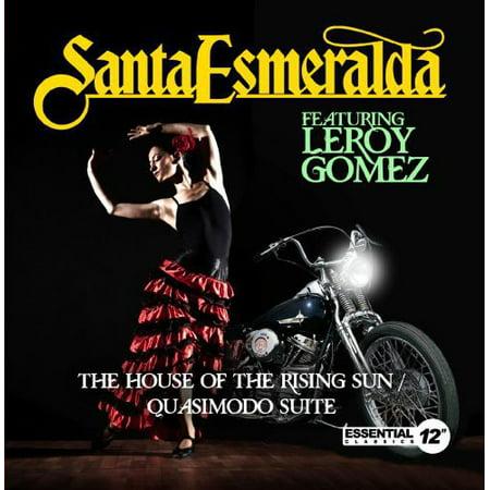 Santa Esmeralda   House Of The Rising Sun Quasimodo Suite  Cd