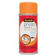 3M Scotch Photo Mount Can with Hangtag, 1 Each