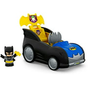 Little People DC Super Friends 2 in 1 Batmobile Vehicle Playset