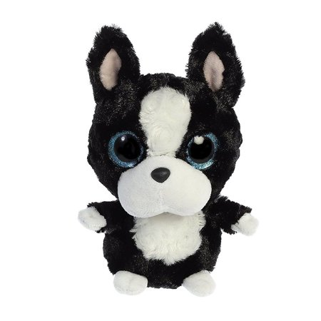 Fetchee French Bulldog Yoohoo 5 inch - Stuffed Animal by Aurora Plush (29267) ()