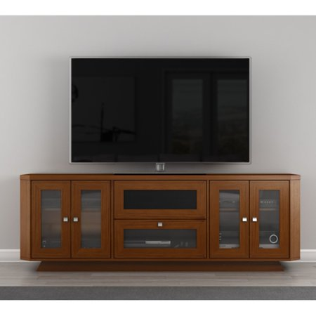 Furnitech Transitional 70 Inch TV Stand