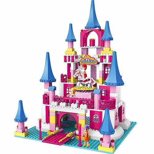ZTrend Wonderland Deluxe Princess Castle