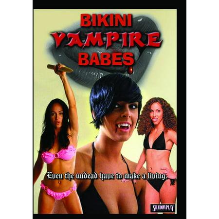 Bikini Vampire Babes (DVD) - Army Babe