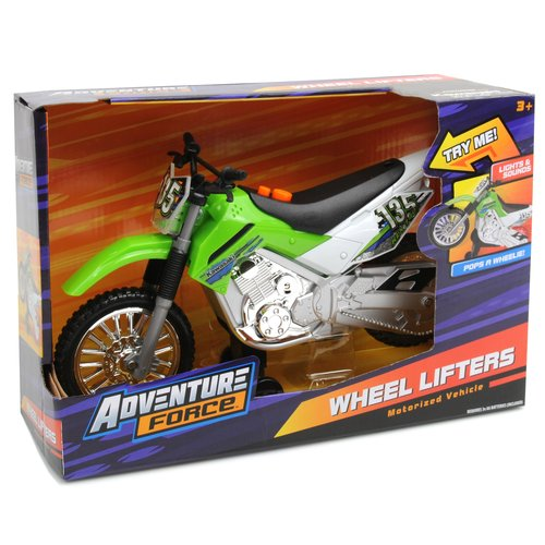 Adventure Wheels Wheelie Action Pack