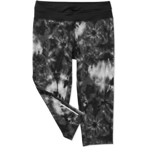 Danskin Now Women's Capri Leggings with Hidden Pocket - Walmart.com