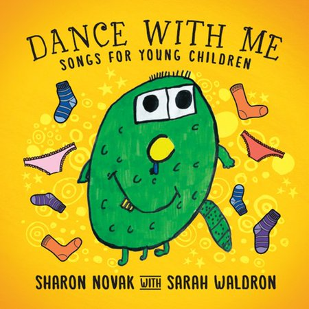 Dance with Me: Songs for Young Children (CD)