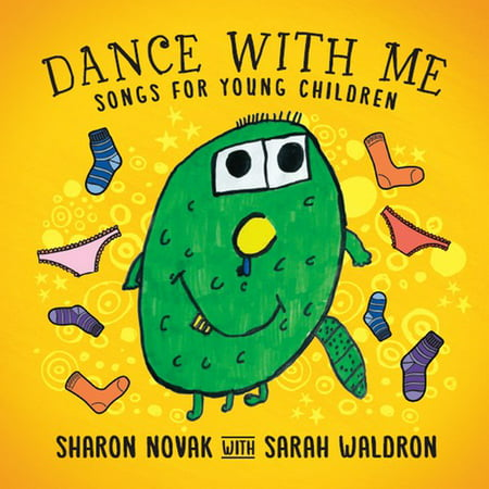 Dance with Me: Songs for Young Children (CD) - Halloween Music For Young Kids